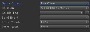 Collision2D Event
